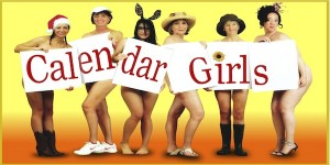 Swiss Premier of Calendar Girls
