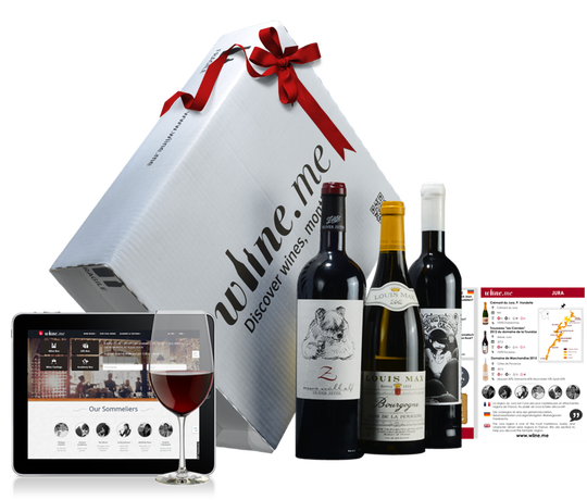 Wine gift subscription small
