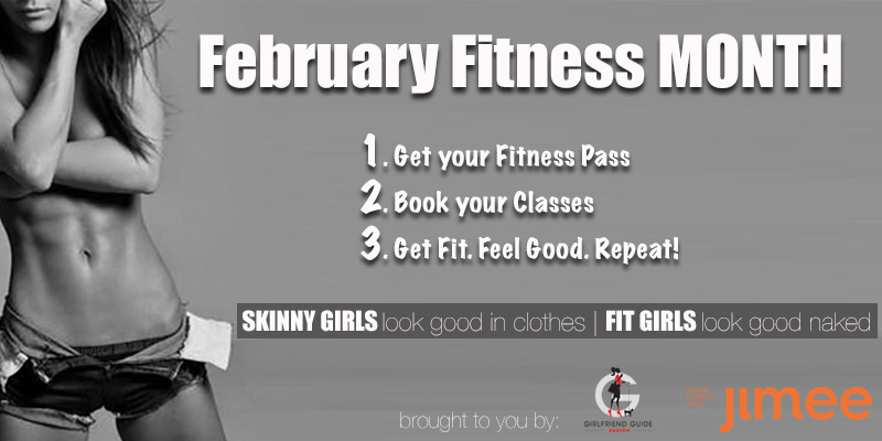 Febrauary Fitness Month 2015