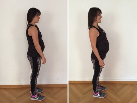 2nd trimester fitness