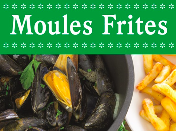 Moules Frites All-You-Can-Eat